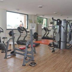 Отель Aska Just In Beach – All Inclusive фитнесс-зал