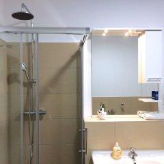 Отель Gwuni Mopera Германия, Лейпциг - отзывы, цены и фото номеров - забронировать отель Gwuni Mopera онлайн ванная фото 2