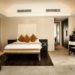 Отель Nikki Beach Resort & Spa Таиланд, Самуи - 3 отзыва об отеле, цены и фото номеров - забронировать отель Nikki Beach Resort & Spa онлайн комната для гостей фото 4