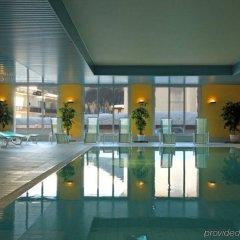 Отель Central Swiss Quality Sporthotel Швейцария, Давос - отзывы, цены и фото номеров - забронировать отель Central Swiss Quality Sporthotel онлайн бассейн фото 2