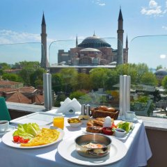 The And Hotel Istanbul - Special Class питание