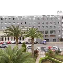 Olympia Hotel Events & Spa парковка