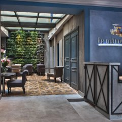 Отель Le Robinet dOr балкон