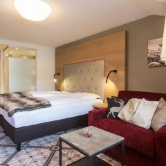 Отель Valentin Австрия, Зёльден - отзывы, цены и фото номеров - забронировать отель Valentin онлайн комната для гостей фото 4