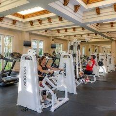 Отель Pueblo Bonito Emerald Luxury Villas & Spa - All Inclusive фитнесс-зал