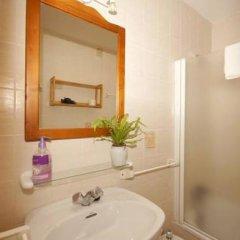 Отель Bungalows Ses Malvas ванная