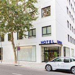 Отель Golden Tulip Barcelona парковка