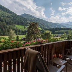 Отель Alphotel Tyrol Рачинес-Ратскингс балкон