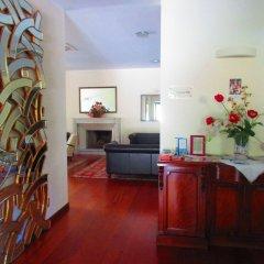 Hotel Montescano Сан-Мартино-Сиккомарио в номере