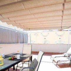 Апартаменты Feelathome Poblenou Beach Apartments Барселона бассейн