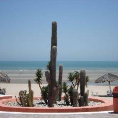 Hotel San Felipe Marina Resort пляж