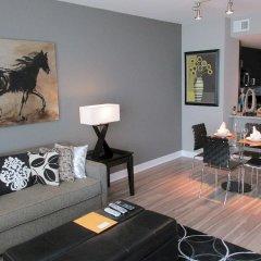 Отель Gallery Bethesda Apartments США, Бетесда - отзывы, цены и фото номеров - забронировать отель Gallery Bethesda Apartments онлайн комната для гостей фото 2