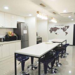 Отель K-Guesthouse Myeongdong 2 Южная Корея, Сеул - отзывы, цены и фото номеров - забронировать отель K-Guesthouse Myeongdong 2 онлайн фитнесс-зал фото 2