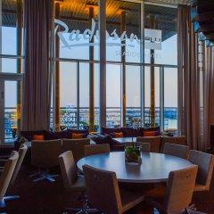 Radisson Blu Seaside Hotel, Helsinki гостиничный бар