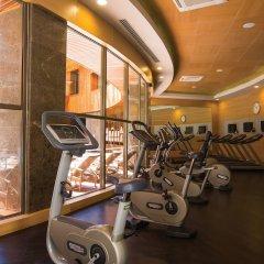 Отель Cornelia Diamond Golf Resort & SPA - All Inclusive фитнесс-зал фото 4