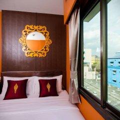 Отель Violet Tower at Khaosan Palace Таиланд, Бангкок - отзывы, цены и фото номеров - забронировать отель Violet Tower at Khaosan Palace онлайн комната для гостей фото 4
