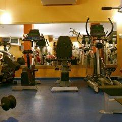 Rubin Wellness & Conference Hotel фитнесс-зал фото 4