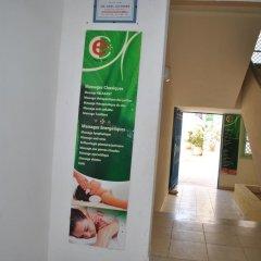 Отель Residence Ben Sedrine Тунис, Мидун - отзывы, цены и фото номеров - забронировать отель Residence Ben Sedrine онлайн интерьер отеля