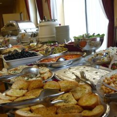 Hotel Dei Platani Римини питание