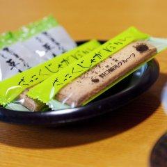 Отель Sounkyo Choyotei Камикава ванная