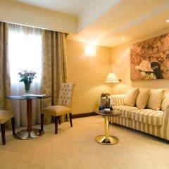 Grand Hotel Olimpo Альберобелло комната для гостей фото 3