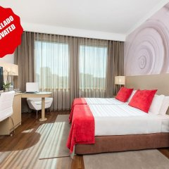 TRYP Lisboa Oriente Hotel комната для гостей фото 5