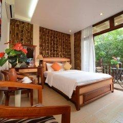 Отель The Artisan Lakeview Hotel Вьетнам, Ханой - 2 отзыва об отеле, цены и фото номеров - забронировать отель The Artisan Lakeview Hotel онлайн комната для гостей фото 3