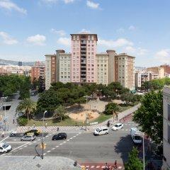 Отель Hostal Sans Испания, Барселона - отзывы, цены и фото номеров - забронировать отель Hostal Sans онлайн парковка