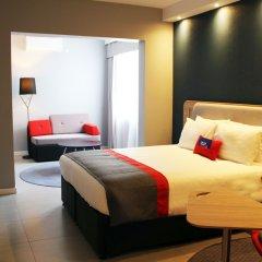 Отель Holiday Inn Express Malta Мальта, Сан Джулианс - отзывы, цены и фото номеров - забронировать отель Holiday Inn Express Malta онлайн комната для гостей фото 2
