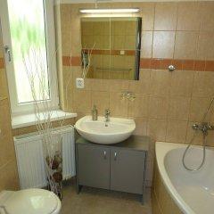 Отель Apartma SunGarden Liberec Чехия, Либерец - отзывы, цены и фото номеров - забронировать отель Apartma SunGarden Liberec онлайн ванная фото 2