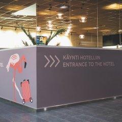 Отель Break Sokos Hotel Flamingo Финляндия, Вантаа - 6 отзывов об отеле, цены и фото номеров - забронировать отель Break Sokos Hotel Flamingo онлайн парковка