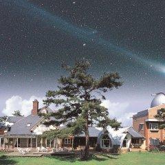 Отель Luna Observatory Auberge Mori No Atelier Минамиогуни спортивное сооружение