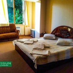 Отель Garnitoun Армения, Лусарат - отзывы, цены и фото номеров - забронировать отель Garnitoun онлайн комната для гостей фото 3
