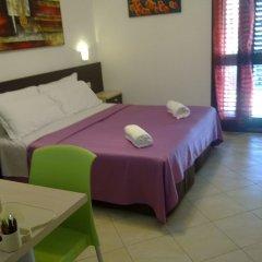Отель La Locanda Del Mare B&B Синискола комната для гостей