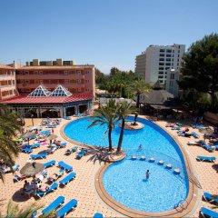 Отель Aparthotel Cabau Aquasol бассейн фото 3