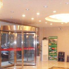 Отель Lidu Business Hotel Китай, Сиань - отзывы, цены и фото номеров - забронировать отель Lidu Business Hotel онлайн интерьер отеля