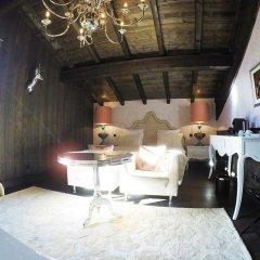 Chalet Hotel le Castel в номере