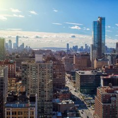Отель DoubleTree by Hilton New York Times Square West фото 5