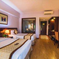 Mondial Hotel Hue комната для гостей