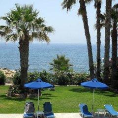 Апартаменты Rododafni Beach Apartments пляж