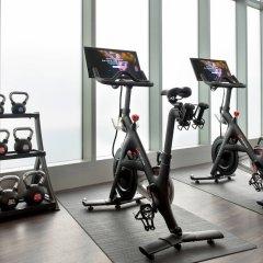 Bethesda North Marriott Hotel & Conference Center фитнесс-зал фото 4