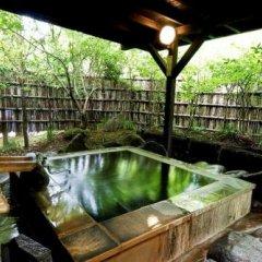 Отель Shiki no Sato Hanamura Япония, Минамиогуни - отзывы, цены и фото номеров - забронировать отель Shiki no Sato Hanamura онлайн бассейн фото 3