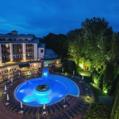 Lotus Therme Hotel & Spa Хевиз фото 5