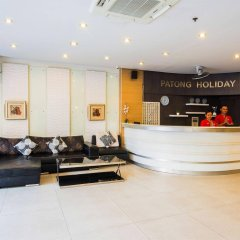 Отель Patong Holiday интерьер отеля