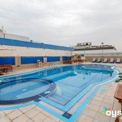Отель Rolla Residence ОАЭ, Дубай - отзывы, цены и фото номеров - забронировать отель Rolla Residence онлайн бассейн фото 2