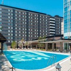 Apa Hotel & Resort Tokyo Bay Makuhari Тиба бассейн
