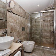 Bossuite Hotel Kadikoy Турция, Стамбул - отзывы, цены и фото номеров - забронировать отель Bossuite Hotel Kadikoy онлайн ванная фото 2