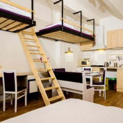 Апартаменты Flying Bed Apartment close to Castle Прага в номере фото 2