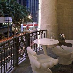 Отель Sofitel So Singapore балкон