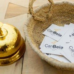 Отель Can Beia Hostal Boutique Испания, Сан-Антони-де-Портмань - отзывы, цены и фото номеров - забронировать отель Can Beia Hostal Boutique онлайн ванная